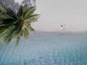 Read more about the article Drones Capture Dramatic Weddings
